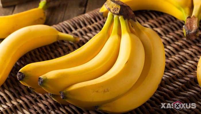 Cara menyembuhkan dan mengobati sariawan dengan pisang