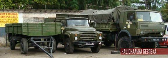 Привласнення та розтрата військової техніки та майна колишнього ДТСААФ – звіт ТСК