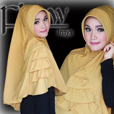 Trend Hijab Terbaru Paling Hits