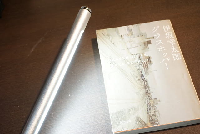 【dodocool デスクライト】充電式でどこでも使える読書灯に!わずか1439円のdodocoolのハイテクLEDデスクライトをレビュー