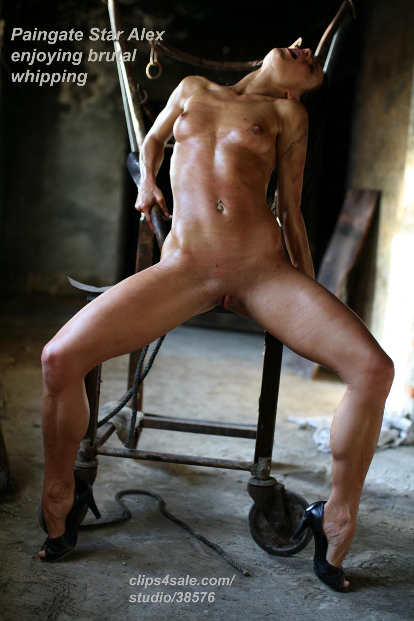 Bdsm star whipper