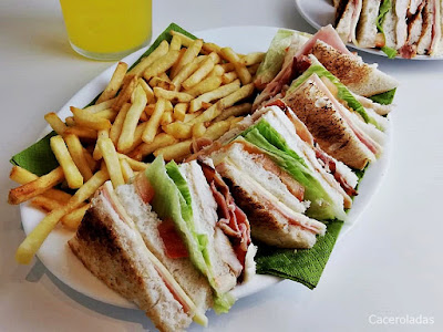 Sándwich club