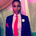 Awww!!! This cute lady was among the groomsmen at her brother's wedding (PHOTOS)