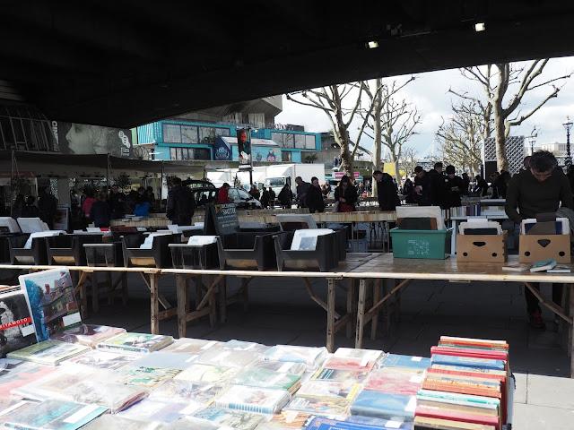 southbank book market