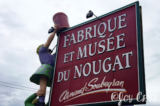 Fabrique et musée du nougat, Montélimar