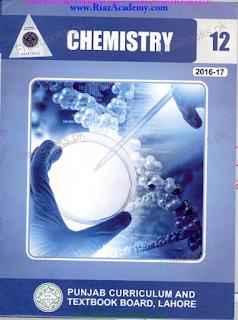 CHEMISTRY 12th Class - Punjab Text Books