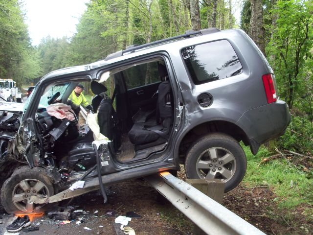 Vehicle Accident News Stories & Articles: Oregon State Police