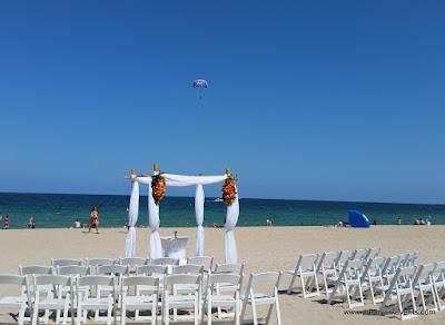 Beach Wedding Isle Decorations