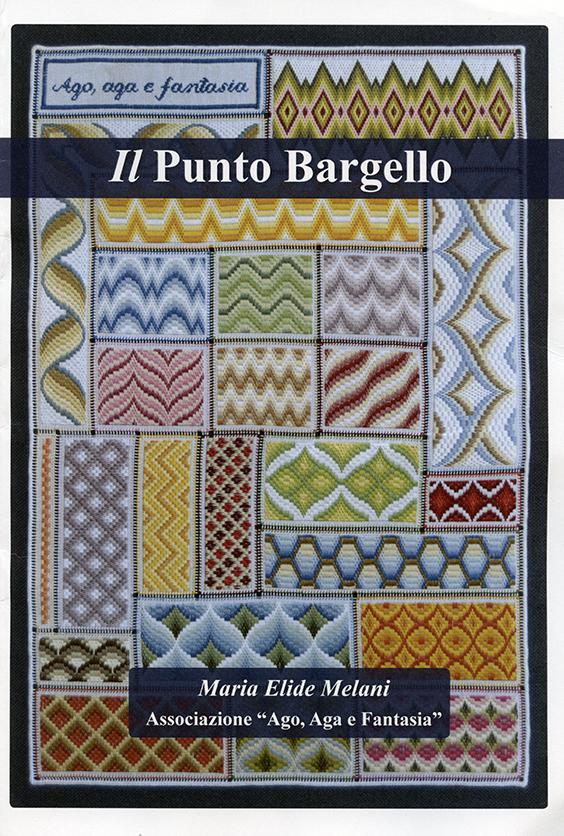 Italian Needlework Bargello Embroidery