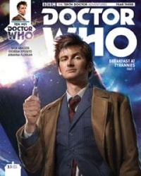 Doctor Who: The Tenth Doctor Year Three