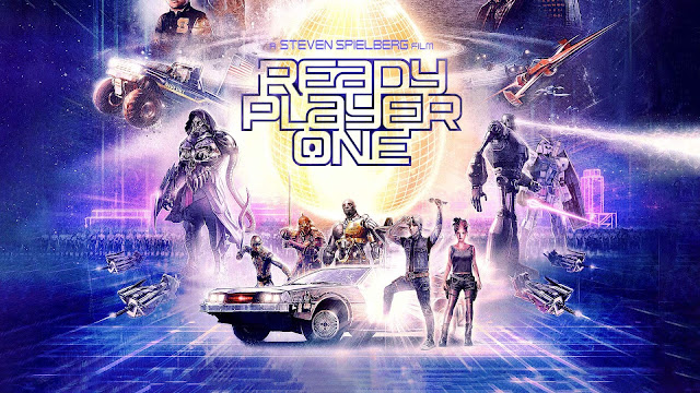 ready player one 4 poster