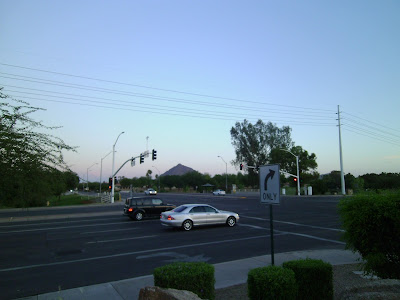 Clear Sky in Scottsdale, AZ