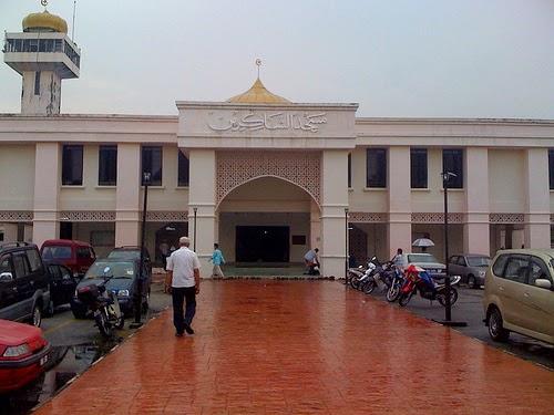Masjid As syakirin ,Gombak