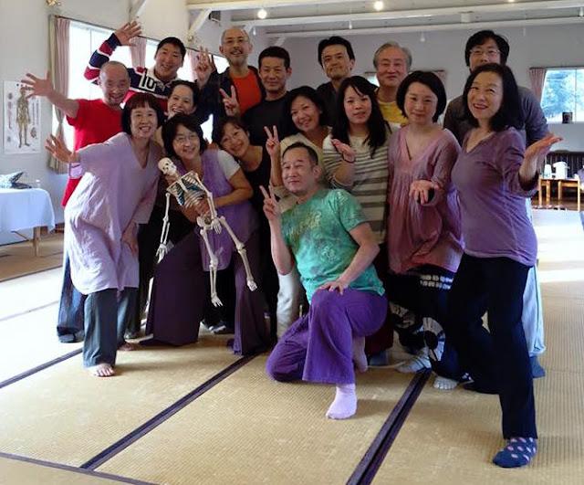 2015年秋の妙高高原トレーニングに参加したみんなの写真