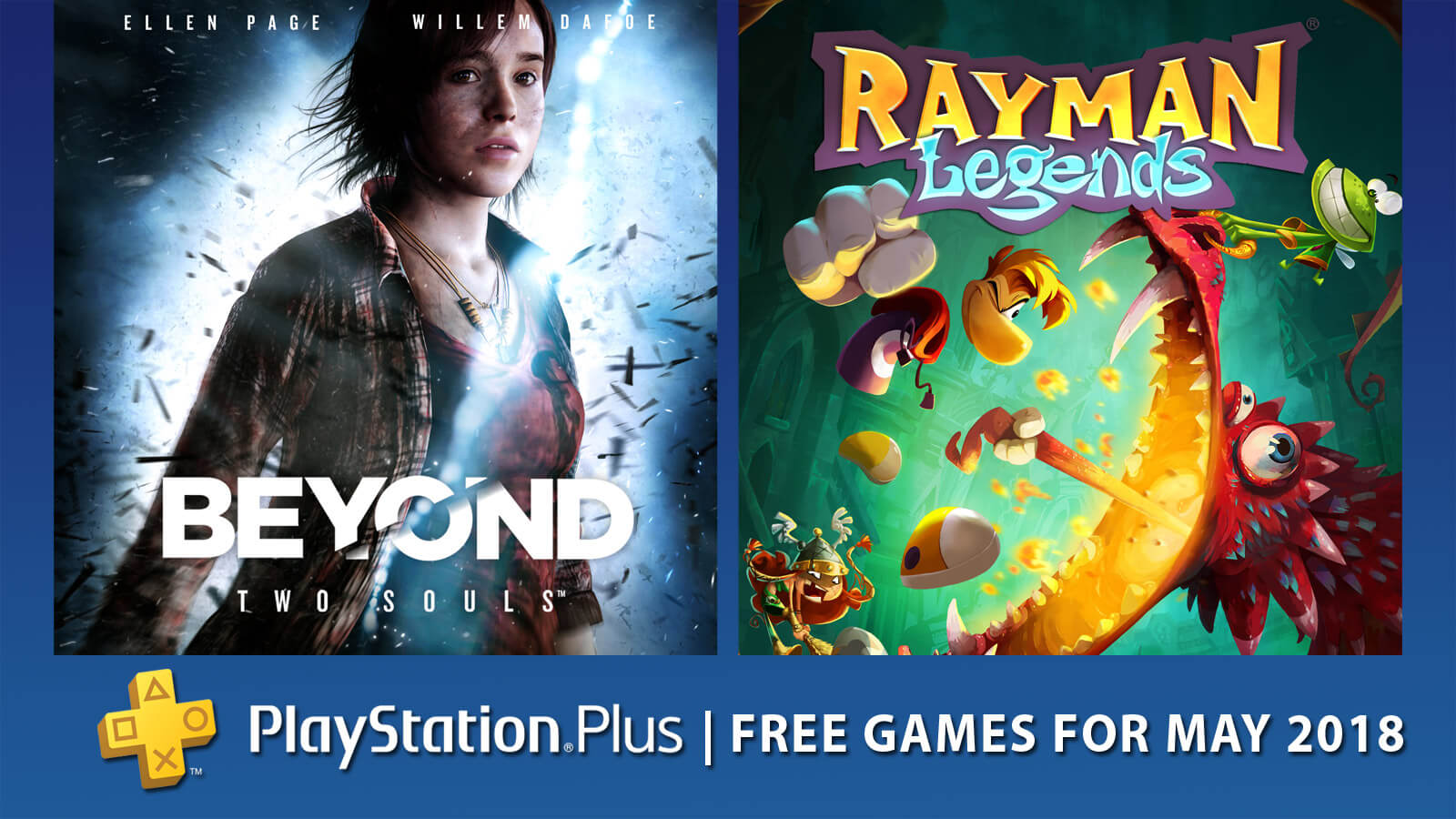 PlayStation Plus Free Games For May 2018 - Gameslaught