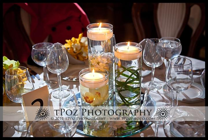 Louisiana Restaurant Wedding Reception