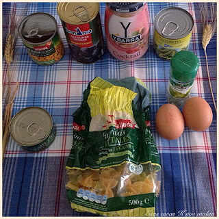 ingredientes ensalada lacitos