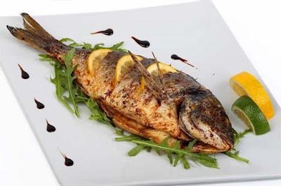 الاسماك تساعد على تقوية المناعة في الجسم