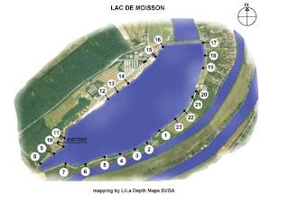 Lac de moisson