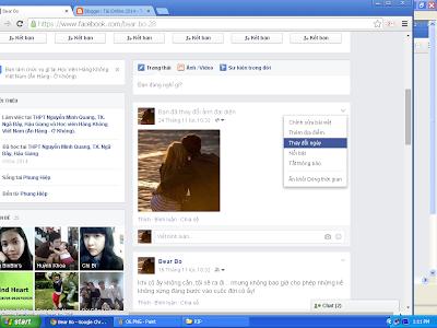 RIP Nick Facebook Thanh Cong