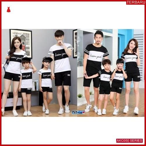 AKC050K182 Kaos Couple Anak 050K182 Keluarga BMGShop