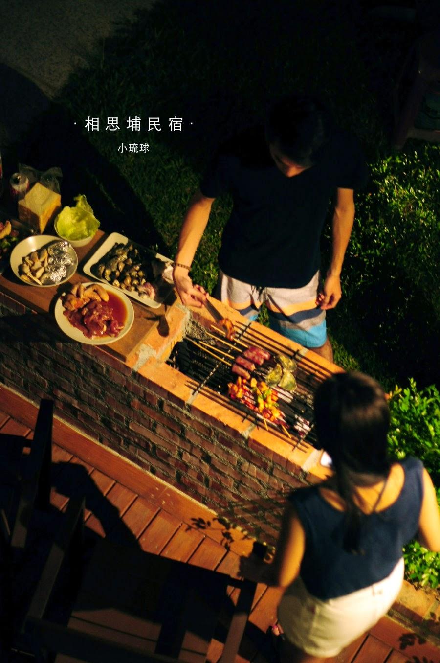 小琉球烤肉