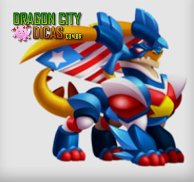 Dragão Liberdade - Informações