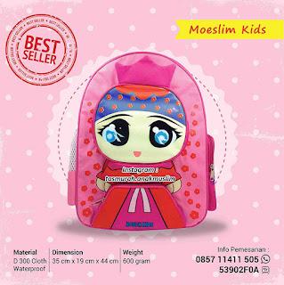 Model tas anak perempuan terbaru 2017