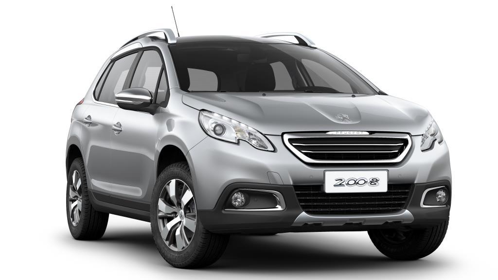 Lanzamiento: Peugeot 2008 1.6 THP Griffe : Autoblog ...