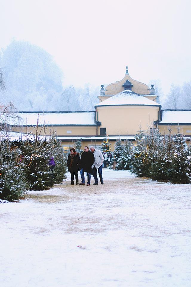 Hellbrunn Palace Christmas Market