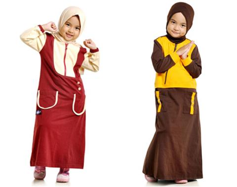 Model Baju Gamis Anak Perempuan Terbaru Update