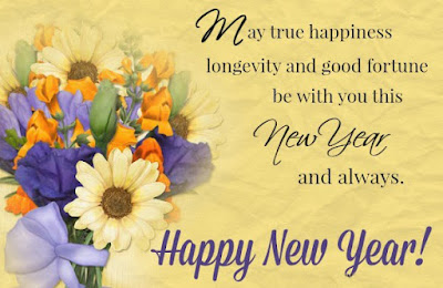 happy new year wishes poems
