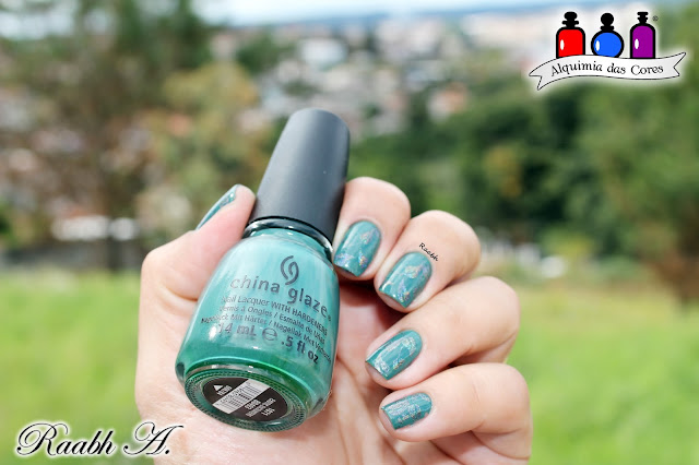 Odisseia 2018, Coletivo, China Glaze Exotic Encounters, Color Club Beyond