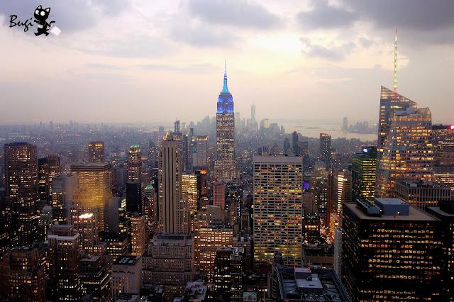 紐約/洛克斐勒觀景台 俯瞰曼哈頓超華麗日景、夜景 細數電影知名場景