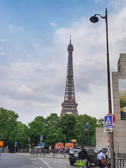 Parigi con i bambini Tour Eiffel
