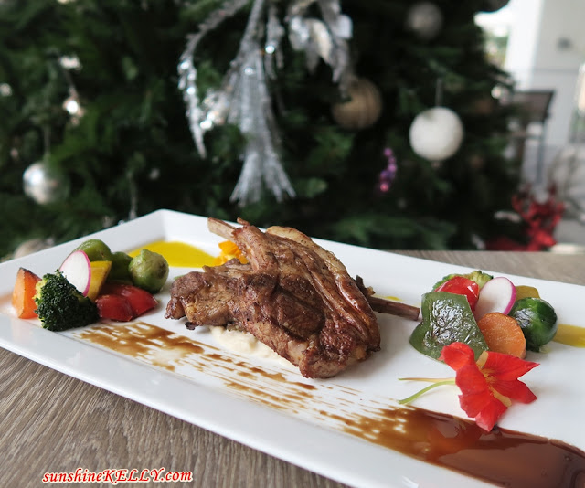 2017 Christmas Menu @ The Forum KL