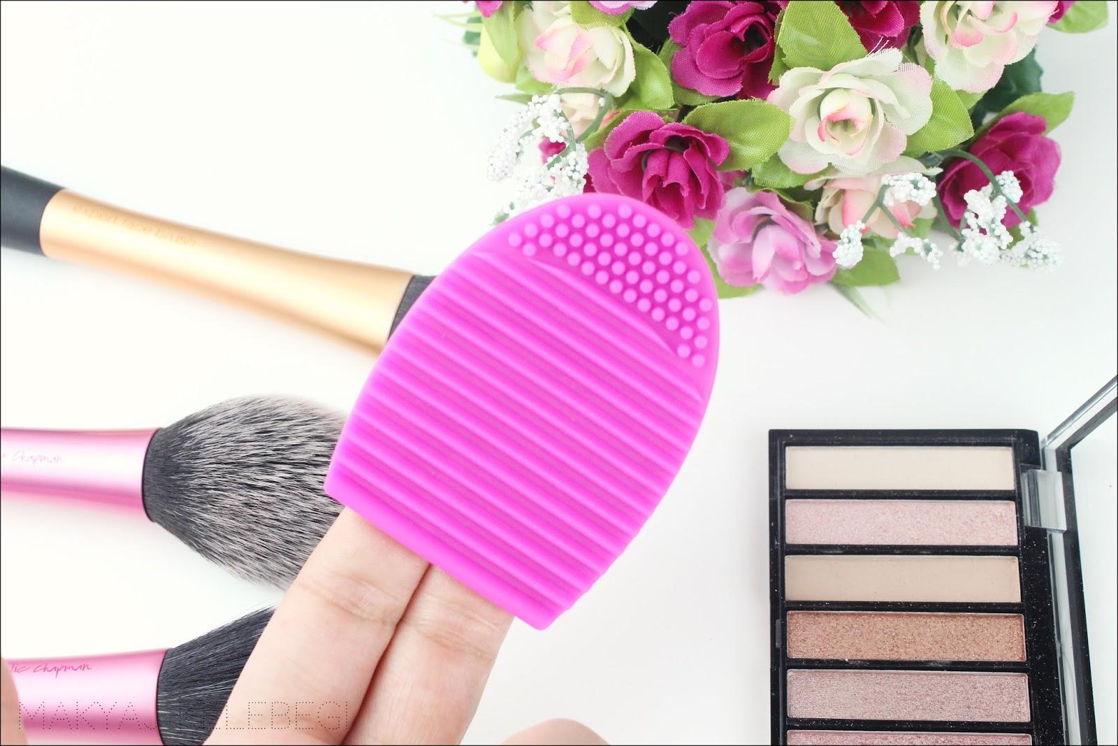 Makyaj fırçaları nasıl temizlenir