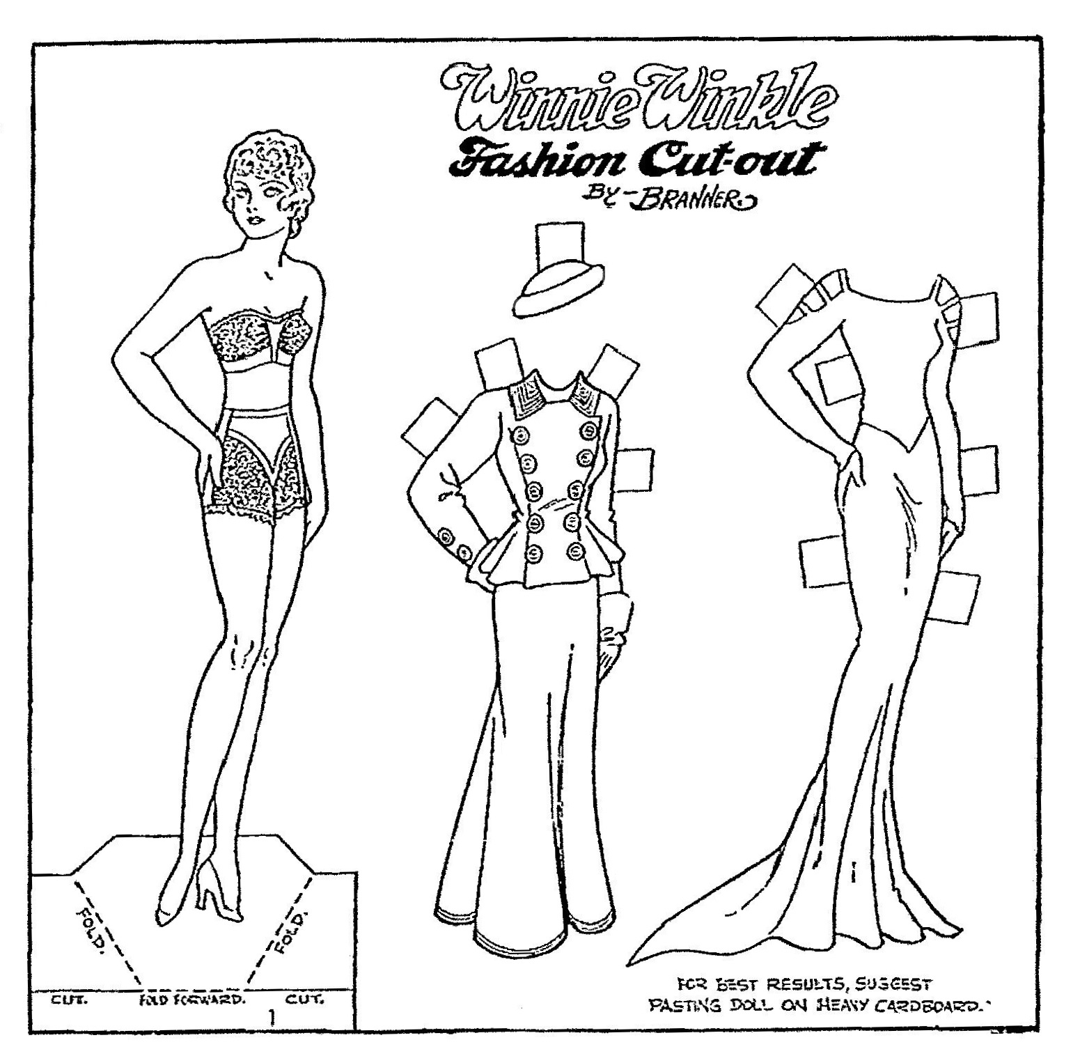 Mostly Paper Dolls Too!: October 2013