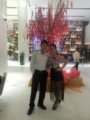 Sassyzeal valentines day midas hotel