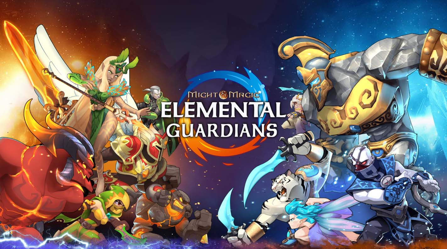 Pertarungan Fantasi RPG Dalam Might & Magic: Elemental Guardian Untuk Android