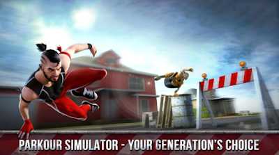 Parkour Simulator 3D MOD APK-Parkour Simulator 3D