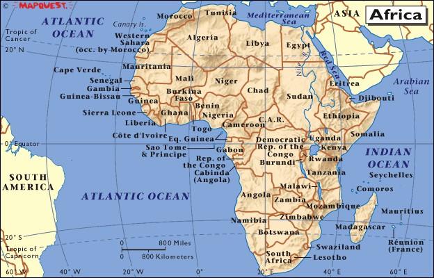 Kanem Bornu, Kerajaan Islam di Afrika Barat