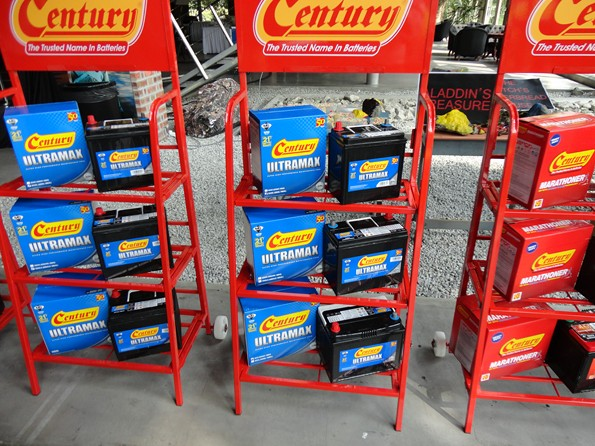 Motoring Malaysia Century Batteries Car Battery Videos
