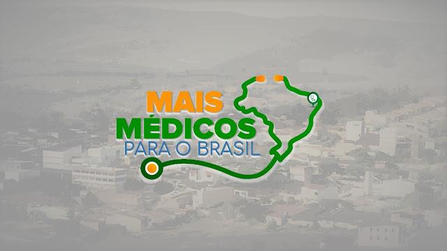 MAIS MÉDICOS - MAPA BRASIL - EM PANELAS