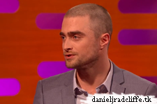 Daniel Radcliffe and James McAvoy on The Graham Norton Show