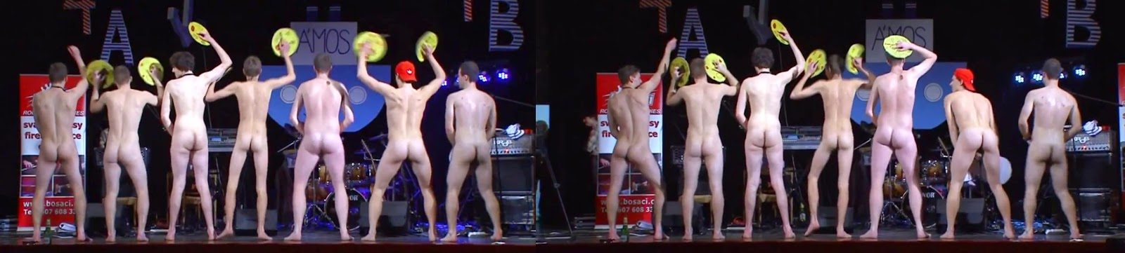 naked twinks on stage