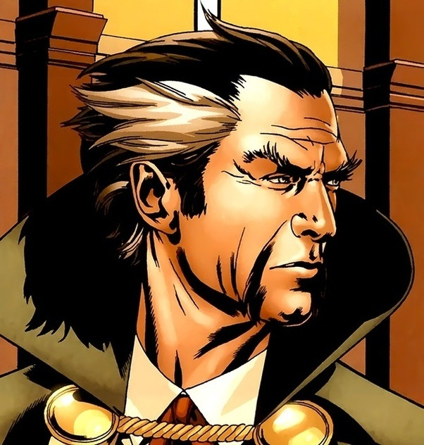 """About the Character of DC Supervillain """"Ra's al Ghul"""""""