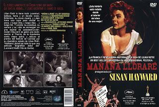 Carátula dvd: Mañana lloraré (1955) I'll Cry Tomorrow