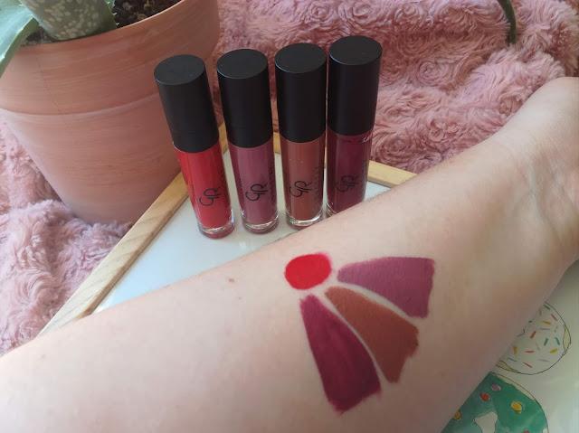 Longstay Liquid Matte Lipstick de Golden Rose