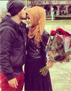 wallpaper couple islamic